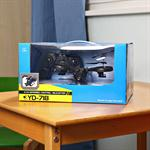 AVATAR 4 Channel LED RC Remote Controlled Helicopter Chopper Quadcopter IR