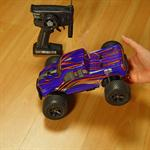 RC Racing Monstertruck High Speed Buggy Truggy Rubber Tyres Vehicle Car Truck