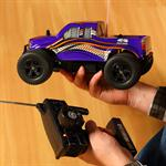 RC Racing Monstertruck High Speed Buggy Truggy Rubber Tyres Vehicle Car Truck Pic:2