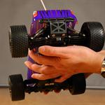 Monstertruck Racing Auto Pick Up High Speed Pic:4
