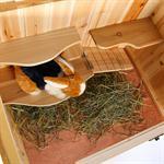 4 Etagen Kleintierstall  Mäusekäfig aus Holz Pic:3