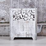 Hochschrank Regal Highboard inkl. 1 Korb Pic:6