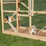 XXL Nagerkäfig Kleintierkäfig Mäuse Hamster Pic:4