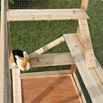 XXL Nagerkäfig Kleintierkäfig Mäuse Hamster Pic:8