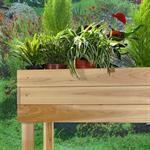 Pflanztisch / Blumentisch / Gärtnertisch aus Holz Pic:4