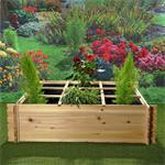 Pflanzkasten / Blumenkasten aus Holz Pic:1