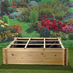 Pflanzkasten / Blumenkasten aus Holz Pic:4
