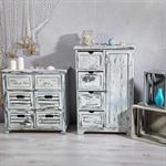 Kommode Sideboard Schrank shabby Pic:7