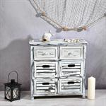 Kommode Sideboard Schrank shabby Pic:1