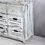 Kommode Sideboard Schrank shabby Pic:2