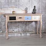Anrichte  Schreibtisch Tisch im Shabby Look - 7024 Pic:1