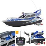 RC Speedboot Police - Modell: 2875 - blau