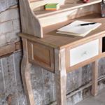 Sekretär Schreibtisch Tisch im Shabby Look - 7026 Pic:2