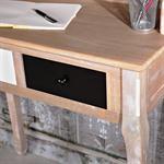 Sekretär Schreibtisch Tisch im Shabby Look - 7026 Pic:3