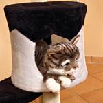2 Colours 2.03 m Jumbo XXL Scratch Tree Cats Scratching Post Game Sisal Black Pic:3