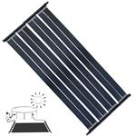 2 X 605x80CM Solarheizung Poolheizung Kollektor