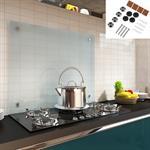 90x60CM Milchglas Küchenrückwand Spritzschutz