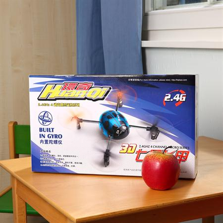 4,5 Channel Quadrokopter 2,4 GHZ Drone RC UFO Multicopter Helicopter