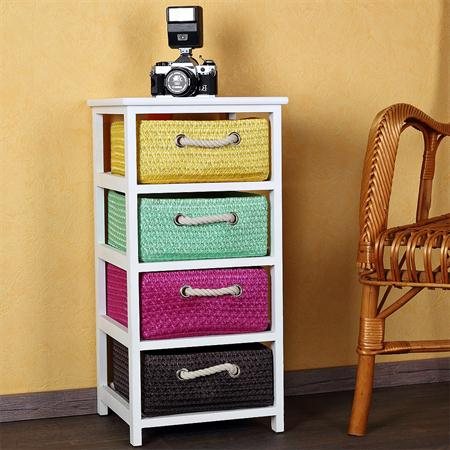 standregal flur farbige einlegef cher kommode. Black Bedroom Furniture Sets. Home Design Ideas