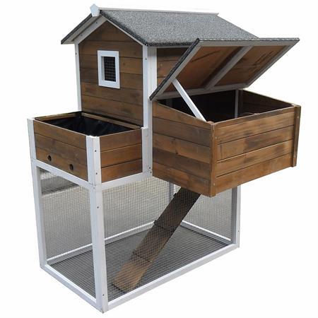 Hühnerstall / Kleintierstall mit Freigehege
