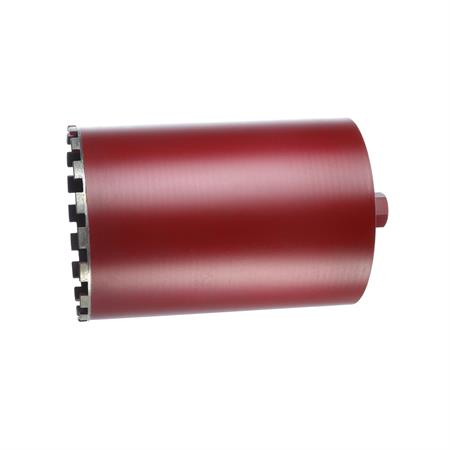 Bohrkrone Ø 202 mm - Rot