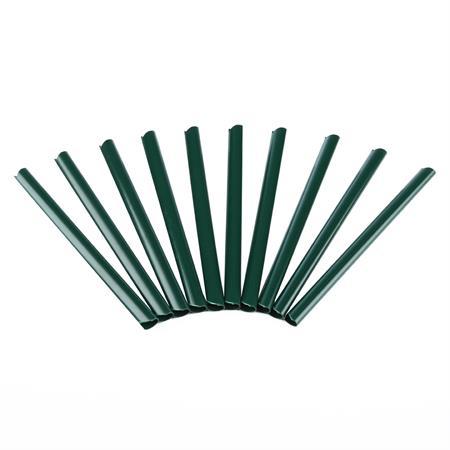 Klemmschienen Clips PVC Sichtschutz - Grün