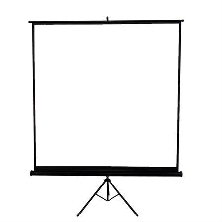 Beamer Stativleinwand 178 X 178 cm