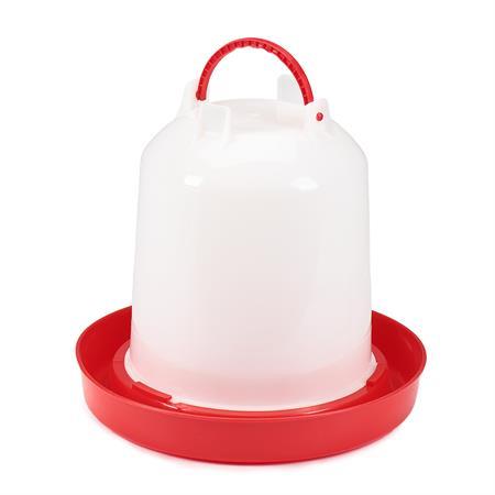 Geflügeltränke Kunststofftränke Stülptränke - 6 L
