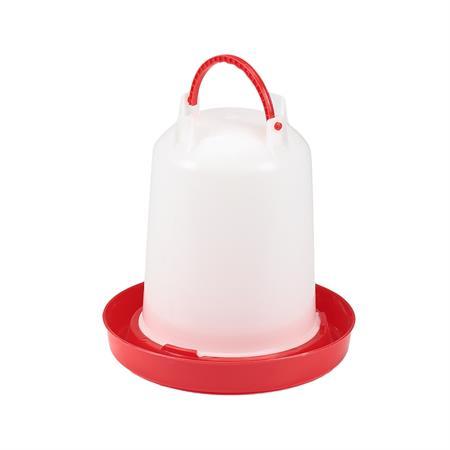 Geflügeltränke Kunststofftränke Stülptränke - 3 L
