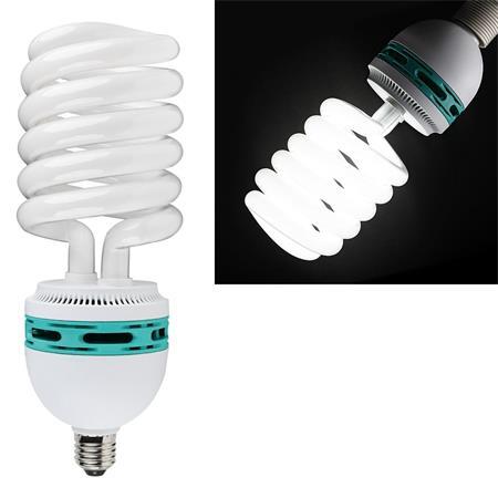 2 X Energiesparlampe 125W