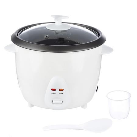 700W Reiskocher 1,8L in weiß