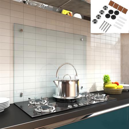 90x40CM Küchenrückwand aus Glas Spritzschutz