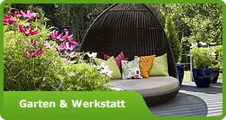 Garten & Werkstatt