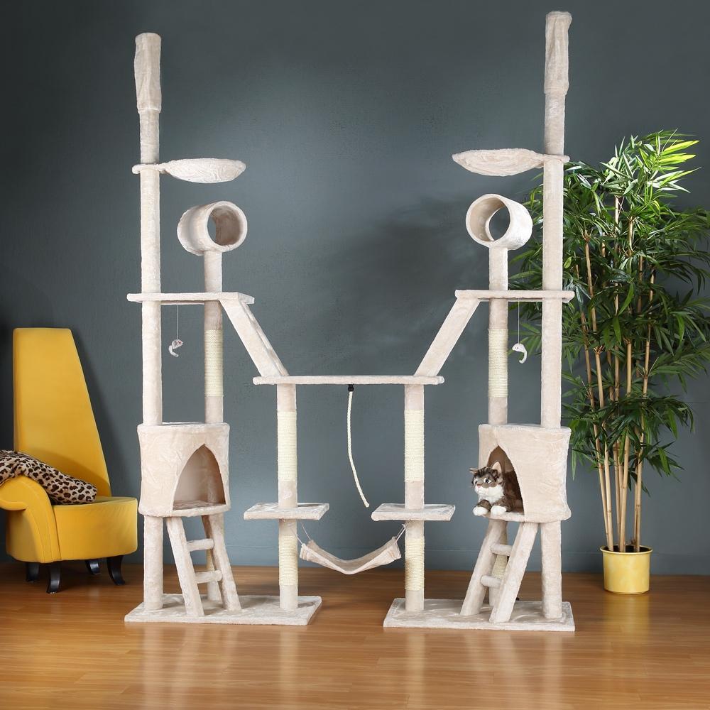 katzenkratzbaum banana leaf pl sch kratzbaum katzenbaum. Black Bedroom Furniture Sets. Home Design Ideas