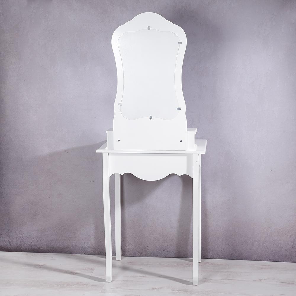 shabby chic schminktisch hocker frisierkommode. Black Bedroom Furniture Sets. Home Design Ideas