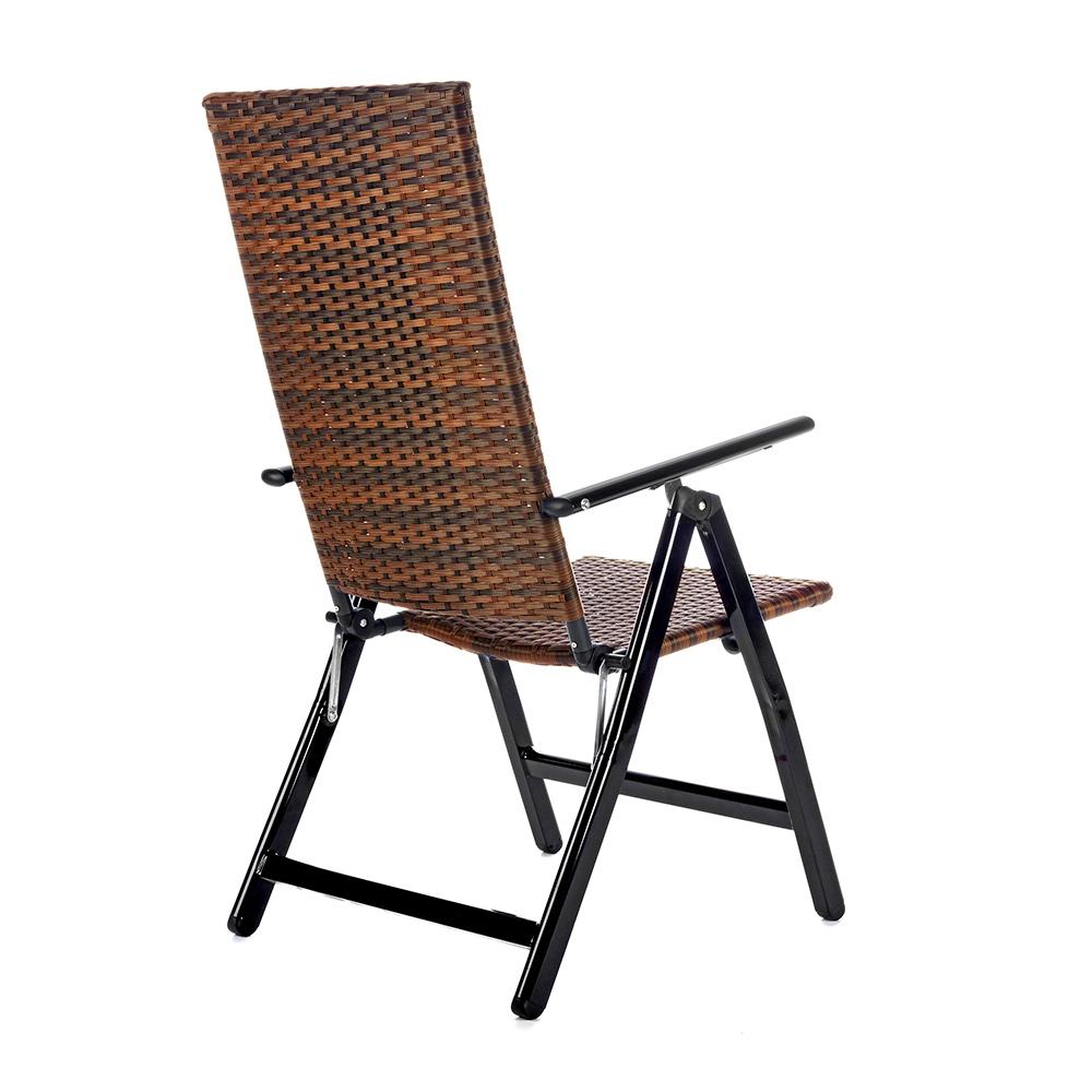 rattan hochlehner sonnenstuhl sitzm bel garten sessel. Black Bedroom Furniture Sets. Home Design Ideas