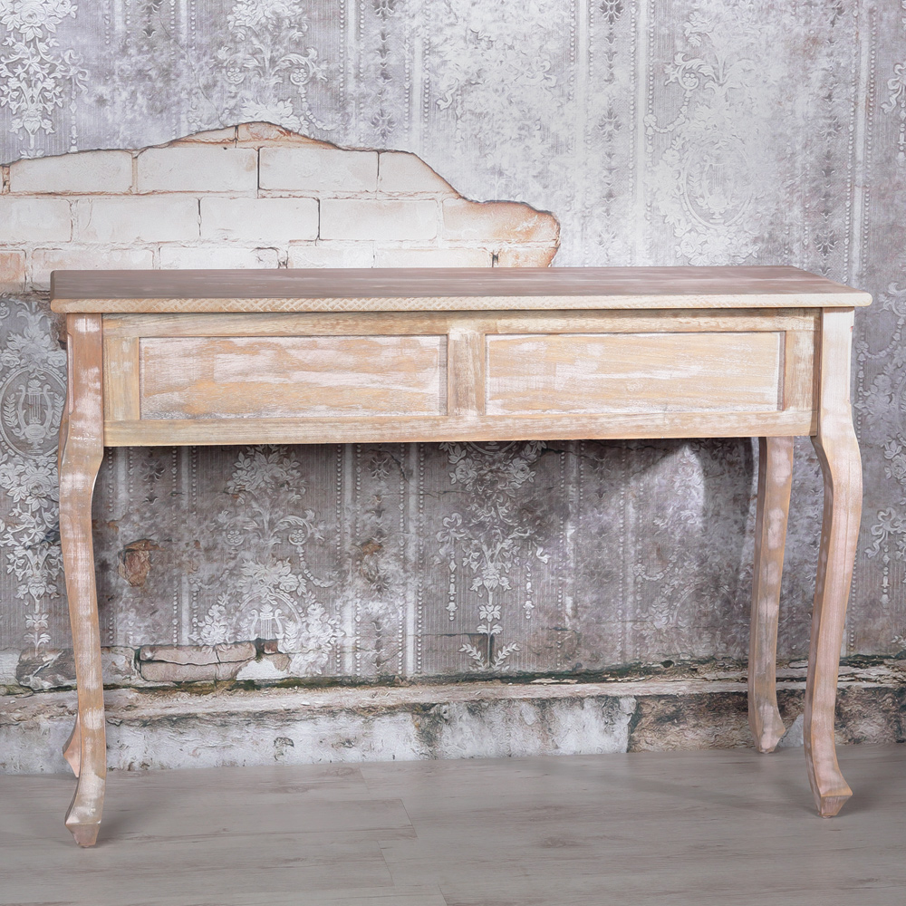 schminktisch sekret r in shabby chic anrichte schreibtisch tisch sideboard neu ebay. Black Bedroom Furniture Sets. Home Design Ideas
