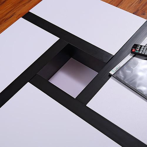 Couchtisch Beistelltisch Wohnzimmertisch Tisch Designertisch Weiß