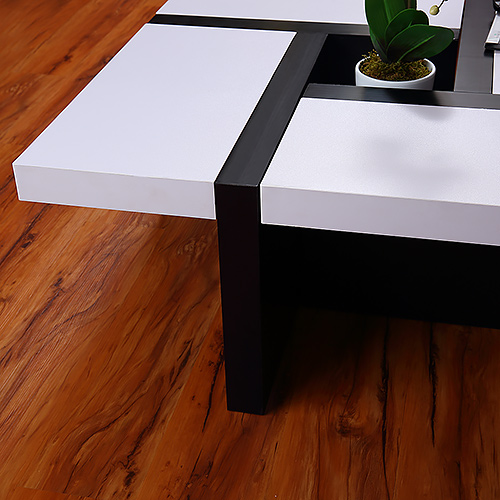 Couchtisch Beistelltisch Tisch Wohnzimmertisch Holz Hochglanz