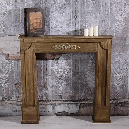 deko kamin attrappe kaminkonsole kaminumbau kaminsims kaminumrandung kamin neu ebay. Black Bedroom Furniture Sets. Home Design Ideas