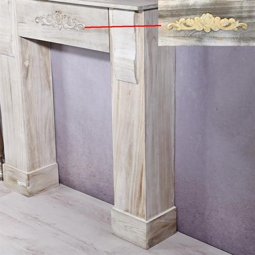 mucola kaminattrappe deko kaminkonsole kaminumbau kaminsims kaminumrandung ebay. Black Bedroom Furniture Sets. Home Design Ideas